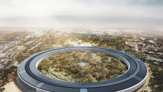 New Apple Campus 2 video