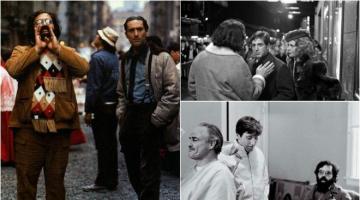 Φωτογραφίες: Πίσω από τα γυρίσματα του 'Νονού'