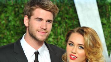 Liam Hemsworth και Miley Cyrus πέρασαν μαζί, οικογενειακώς την Πρωτοχρονιά