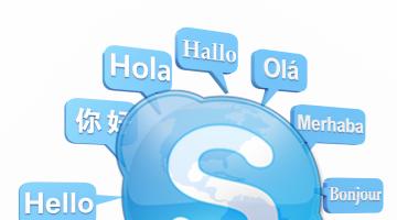 Τη μετάφραση ομιλίας σε επτά γλώσσες αναλαμβάνει το Skype