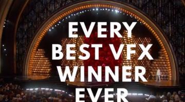 Ταξίδι στην ιστορία του σινεμά: Όλα τα εφέ που κέρδισαν Όσκαρ