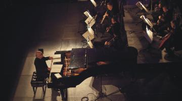 Ο MICHAEL NYMAN ΣΤΟ ΜΕΓΑΡΟ! «The Baroque Project»