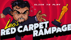 Help Leonardo DiCaprio finally nab his Oscar in this free browser game