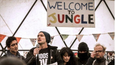 Jude Law highlights plight of unaccompanied children in Calais' 'Jungle'