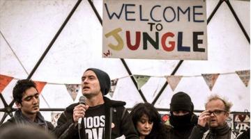 Ο Τζουντ Λο στη… «Ζούγκλα» για τους πρόσφυγες