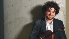 Ρεσιτάλ του βιολονίστα Jonian Ilias Kadesha @ Μέγαρο Μουσικής