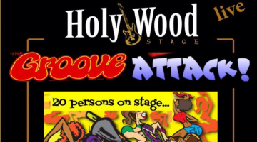 The Groove Attack Big Band @ HolyWood Stage