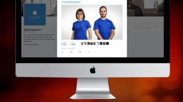 Η Apple απαντά σε παράπονα μέσω Twitter
