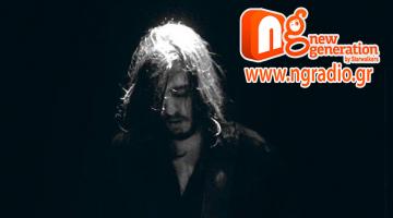 Ο Μάριος Λουπάσης δίνει συνέντευξη στην NGradio