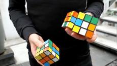 Solving 3 Rubik's Cubes whilst Juggling!
