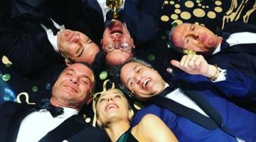 Οι καλύτερες selfies (και όχι μόνο) των  ΄Οσκαρ