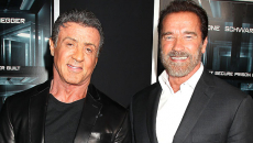 Arnold Schwarzenegger Sends Supportive Message To Sylvester Stallone After Oscar Loss