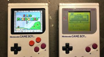 Φτιάξτε το δικό σας σύγχρονο Game Boy