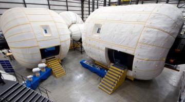 Έρχονται τα διαστημικά ξενοδοχεία -Τα πρώτα δωμάτια 350km πάνω από τη Γη