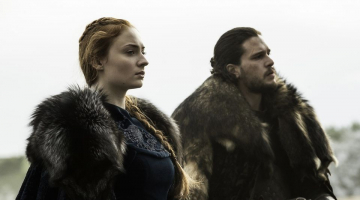 «Game of Thrones»: Τι τρέχει με τον Jon και τη Sansa;