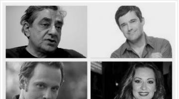 «Από το αμπέλι στο θέατρο»   Ο Κώστας Καζαμιάκης ομιλεί αλλά και συνομιλεί με καλλιτέχνες