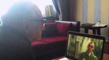 «Κιούμπρικ εναντίον Σκορσέζε»: Ο Μάρτιν ενθουσιάστηκε με βίντεο θαυμαστή του και του έστειλε συγχαρητήρια