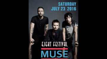 Αντίστροφη μέτρηση για την συναυλία των Muse: Ώρες εμφάνισης των καλλιτεχνών