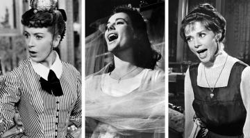 Marni Nixon, the Singing Voice Behind the Screen, Dies at 86
