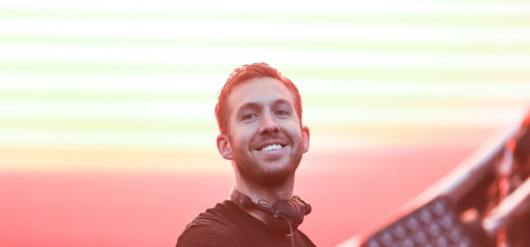 Calvin Harris' New Single 'Olé' Is A Breakup Song (Supposedly) Not About Taylor Swift