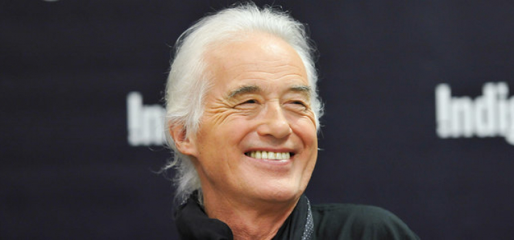 Jimmy Page Finally Addresses 'Stairway To Heaven' Plagiarism Trial