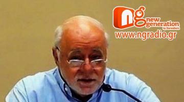 Ο Νίκος Ζαχαριάδης δίνει συνέντευξη στον NGradio