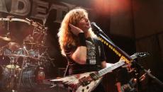Megadeth gets a new drummer — Dirk Verbeuren