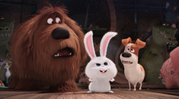 See the Famous Voices Behind 'The Secret Life of Pets'