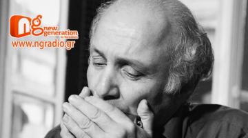 Ο Μάνος Αβαράκης δίνει συνέντευξη στον NGradio