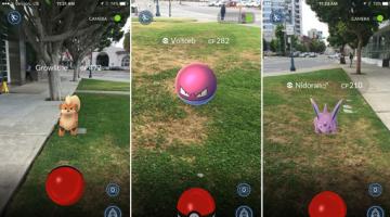 Διαθέσιμο και στην Ελλάδα το Pokemon Go