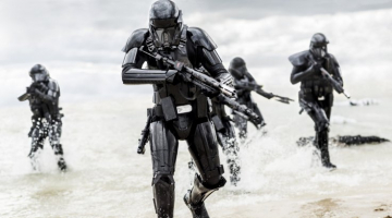 Rogue One director says Death Troopers were inspired by original Star Wars concept art
