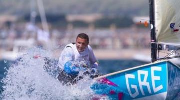 Γιάννης Μιτάκης: Στην 4η θέση της γενικής κατάταξης ο Έλληνας ιστιοπλόος!