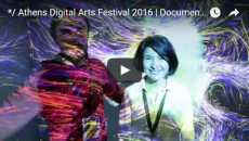Athens Digital Arts Festival 2016 | Documentation & Catalogue