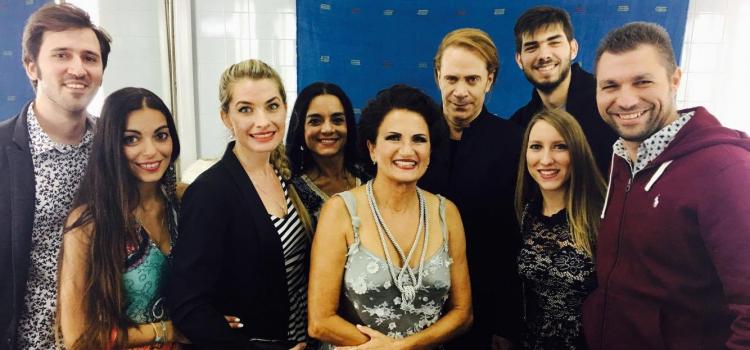 Ο NGradio συναντά την Άλκηστη Πρωτοψάλτη και τον Στέφανο Κορκολή