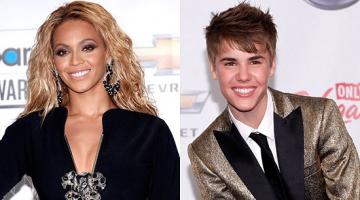 Η Beyoncé και ο Bieber σαρώνουν τις υποψηφιότητες στα MTV Europe Awards