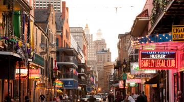 Λίστα με τραγούδια για τη Νέα Ορλεάνη – List of songs about New Orleans