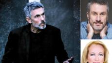 «Πώς η λογοτεχνία γίνεται θέαμα» Δημήτρης Στεφανάκης, Εριφύλη Μαρωνίτη & Σταύρος Ζαλμάς @ IANOS