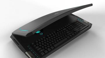 Έρχεται το πρώτο laptop με κυρτή οθόνη