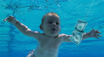 Το πασίγνωστο μωρό του «Nevermind» των Nirvana 25 χρόνια μετά