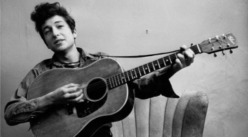 Nobel prize in literature won by Bob Dylan