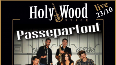 HolyWood Stage presents: Passepartout band live