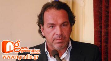 Ο Δημήτρης Σταθακόπουλος δίνει συνέντευξη στον NGradio