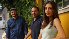 Οι Rebeletiko στην Κληματαριά  από την Τρίτη 4 Οκτωβρίου και κάθε Τρίτη  δημιουργούν αυθόρμητα!