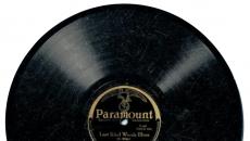 "Chris travels at 78 RPM: ""I'm No Lyre"" – Radio Show No. 4"