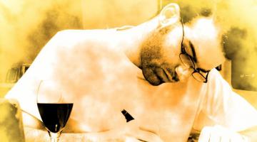 """Παρουσίαση βιβλίου-CD """"Δεν ήσουν εσύ για επανάσταση"""" του Γιώργου Καββαδία @ Beton7"""