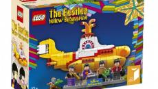 Έγινε τραγούδι, έγινε καρτούν και ταινία, τώρα το «Yellow Submarine» των Beatles γίνεται Lego!