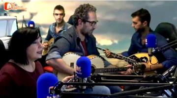 Κατερίνα Τσιρίδου – Αφιέρωμα «Η Ελλάδα πολεμάει τραγουδώντας» στον NGradio.gr