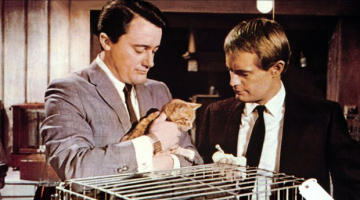 Robert Vaughn, star of TV's The Man from UNCLE, dies aged 83
