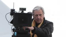 O Kώστας Γαβράς τιμώμενο πρόσωπο  στο Hellas Filmbox Berlin 2017