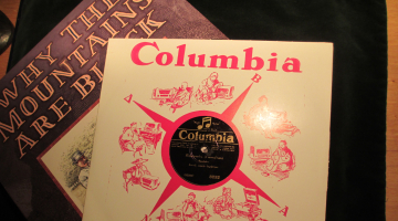 """Chris travels at 78 RPM: """"Honeyed Voices""""– Episode 8"""